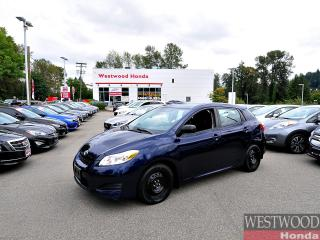 Used 2014 Toyota Matrix 2WD for sale in Port Moody, BC