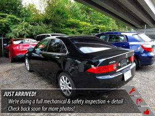 Used 2006 Acura TSX 5-Speed AT for sale in Port Moody, BC