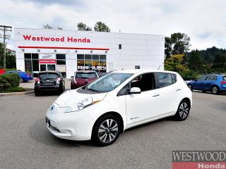 Used 2016 Nissan Leaf SV for sale in Port Moody, BC
