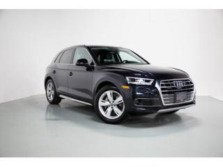 Used 2018 Audi Q5 2.0T QUATTRO   TECHNIK   NAVI   SIRIUS XM for sale in Vaughan, ON