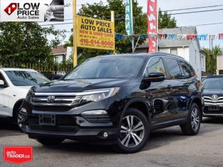Used 2018 Honda Pilot EXL*Navi*Sunroof*Camera*FullyLoaded* for sale in Toronto, ON