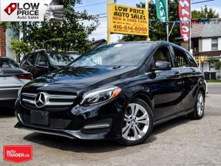 Used 2015 Mercedes-Benz B-Class AWD*Navi*Camera*HtdSeats*BlindSpot*SuperbCondition for sale in Toronto, ON