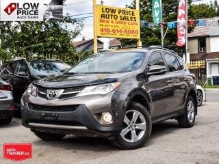 Used 2015 Toyota RAV4 XLE*Sunroof*Alloys*Camera*HtdSeats*FullOpti* for sale in Toronto, ON