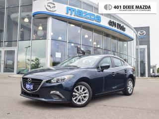 Used 2015 Mazda MAZDA3 GS|ONE OWNER|NO ACCIDENTS|1.99% FINANCE AVAILABLE| for sale in Mississauga, ON