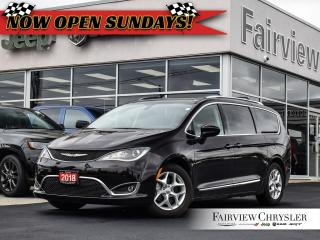 Used 2018 Chrysler Pacifica Touring-L Plus l DUAL DVD l PANO ROOF l for sale in Burlington, ON