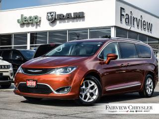 Used 2018 Chrysler Pacifica Touring-L Plus l SOLD BY OZ THANK YOU!!! for sale in Burlington, ON