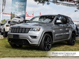 Used 2019 Jeep Grand Cherokee LAREDO 4x4 for sale in Burlington, ON