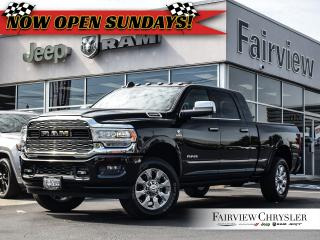 Used 2019 RAM 2500 Limited l MEGA CAB l BRAND NEW l 5TH WHEEL PREP l for sale in Burlington, ON