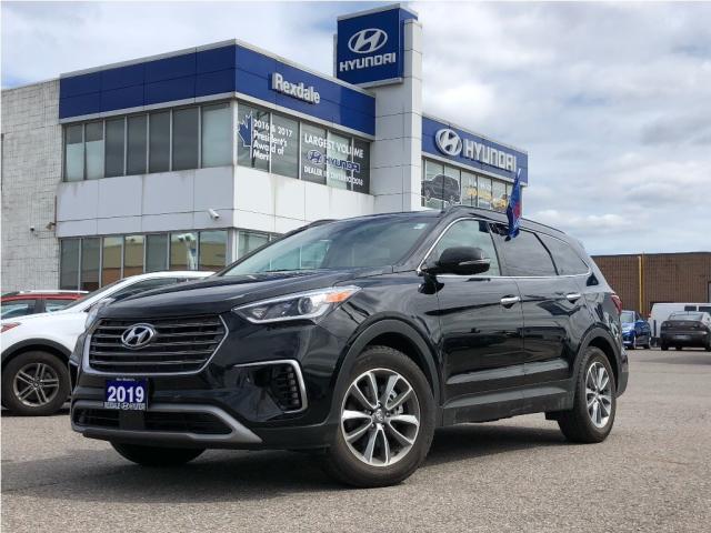2019 Hyundai Santa Fe XL 2019 Hyundai Santa Fe XL - AWD Preferred