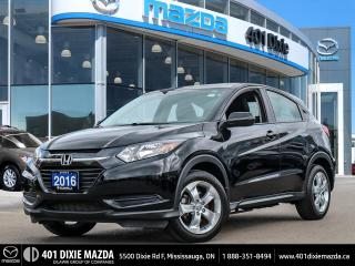 Used 2016 Honda HR-V LX AWD|ONE OWNER|FINANCE AVAILABLE for sale in Mississauga, ON