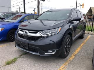 Used 2017 Honda CR-V Touring for sale in Toronto, ON