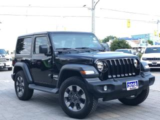 Used 2018 Jeep Wrangler Sport S**4X4**Hardtop**Alpine Sound**Technology GR for sale in Mississauga, ON