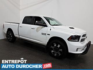 Used 2015 RAM 1500 Sport 4X4 NAVIGATION - Automatique - A/C - Cuir for sale in Laval, QC