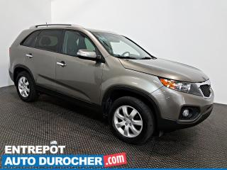 Used 2011 Kia Sorento LX Automatique - AIR CLIMATISÉ - Sièges Chauffants for sale in Laval, QC