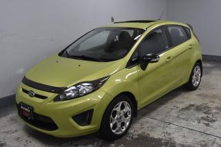 Used 2013 Ford Fiesta Titanium for sale in Kitchener, ON