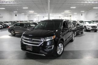 Used 2016 Ford Edge SEL NO ACCIDENTS I REAR CAM I HEATED SEATS I PUSH START I BT for sale in Mississauga, ON