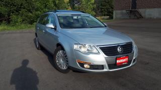 Used 2008 Volkswagen Passat Wagon 4dr Auto FWD for sale in Mississauga, ON