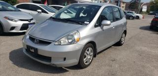 Used 2007 Honda Fit LX for sale in Toronto, ON