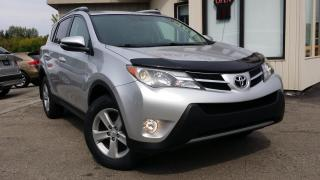 Used 2014 Toyota RAV4 XLE AWD -NAV! BACK-UP CAM! SUNROOF! for sale in Kitchener, ON