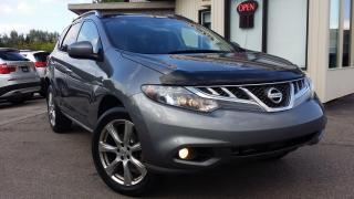Used 2014 Nissan Murano Platinum - LEATHER! NAV! BACK-UP CAM! for sale in Kitchener, ON