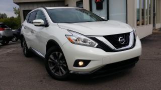 Used 2017 Nissan Murano SV AWD - NAV! BACK-UP CAM! PANO ROOF! for sale in Kitchener, ON