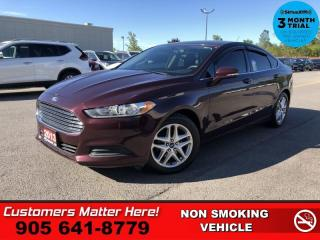 Used 2013 Ford Fusion SE  POWER SEAT POWER GROUP TINT for sale in St. Catharines, ON
