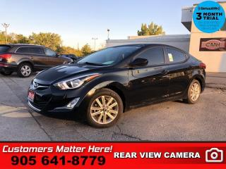 Used 2016 Hyundai Elantra Sport Appearance  CAMERA BT HS ALLOYS for sale in St. Catharines, ON