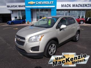 Used 2015 Chevrolet Trax LS Crew Cab 4X4 for sale in Renfrew, ON