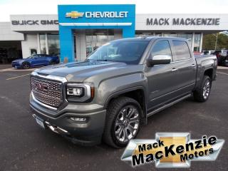 Used 2017 GMC Sierra 1500 Denali Crew Cab 4X4 for sale in Renfrew, ON