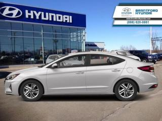 Used 2019 Hyundai Elantra Luxury Auto  - Sunroof -  Leather Seats - $122 B/W for sale in Brantford, ON