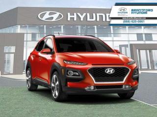 Used 2019 Hyundai KONA 1.6T Ultimate AWD  - $172 B/W for sale in Brantford, ON