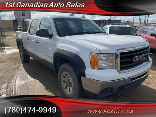 Used 2010 GMC Sierra 1500 SLE for sale in Edmonton, AB