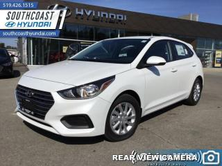 Used 2020 Hyundai Accent Preferred IVT  - Aluminum Wheels - $119 B/W for sale in Simcoe, ON