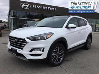New 2020 Hyundai Tucson Luxury  - Leather Seats - Back Up Sensors - $203 B/W for sale in Simcoe, ON