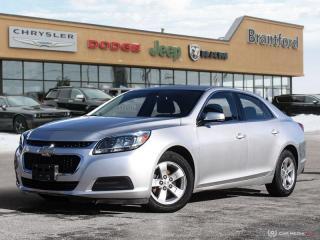 Used 2015 Chevrolet Malibu LS - Bluetooth -  Onstar - $108 B/W  - $108 B/W for sale in Brantford, ON