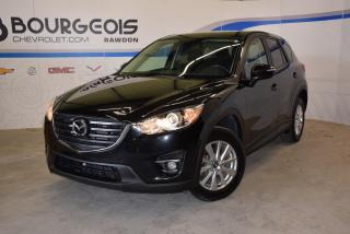 Used 2016 Mazda CX-5 *** NAVIGATION, CAMÉRA DE RECUL, TOIT OUVRANT *** for sale in Rawdon, QC