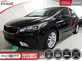 Used 2017 Kia Forte EX* AT* CAMERA* SIEGES CHAUFFANTS* CARPL for sale in Québec, QC