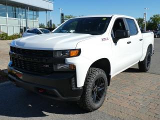 Used 2019 Chevrolet Silverado 1500 Custom Trail Boss for sale in Kanata, ON