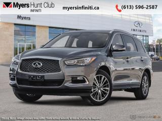 New 2020 Infiniti QX60 ProACTIVE AWD  -  Sunroof for sale in Ottawa, ON