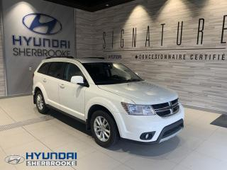 Used 2014 Dodge Journey SXT+V6+DEMARREUR+BANCS CHAUFF+BLUETOOTH for sale in Sherbrooke, QC