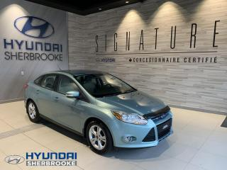 Used 2012 Ford Focus SE+A/C+DÉMARREUR+BANCS CHAUFF+BLUETOOTH for sale in Sherbrooke, QC