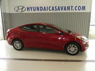 Used 2016 Hyundai Elantra L for sale in St-Hyacinthe, QC