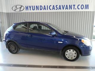 Used 2009 Hyundai Accent L for sale in St-Hyacinthe, QC