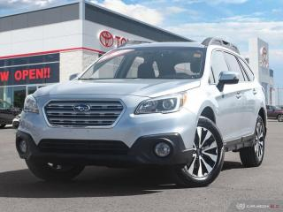 Used 2016 Subaru Outback 2.5i Limited  - Navigation - $149 B/W for sale in Ottawa, ON