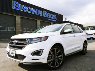 Used 2016 Ford Edge SPORT, LOCAL, NO ACCIDENTS, FULLY LOADED! for sale in Surrey, BC