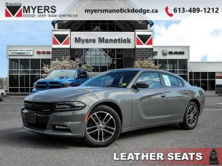Used 2019 Dodge Charger SXT  Only 16,125 km's on this Destroyer Grey SXT AWD Edition for sale in Ottawa, ON