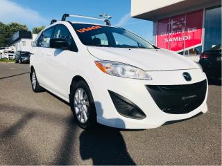 Used 2012 Mazda MAZDA5 GS (A5) for sale in Lévis, QC