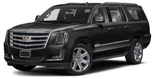 Used 2019 Cadillac Escalade ESV Premium Luxury for sale in Markham, ON