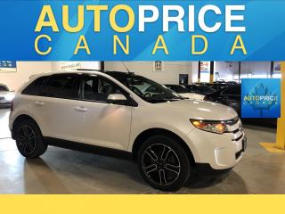 Used 2013 Ford Edge SEL NAVIGATION|PANOROOF|LEATHER for sale in Mississauga, ON
