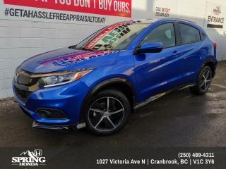 New 2019 Honda HR-V Sport for sale in Cranbrook, BC